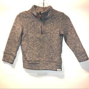 GAP Toddler Half-Zip Sweatshirt
